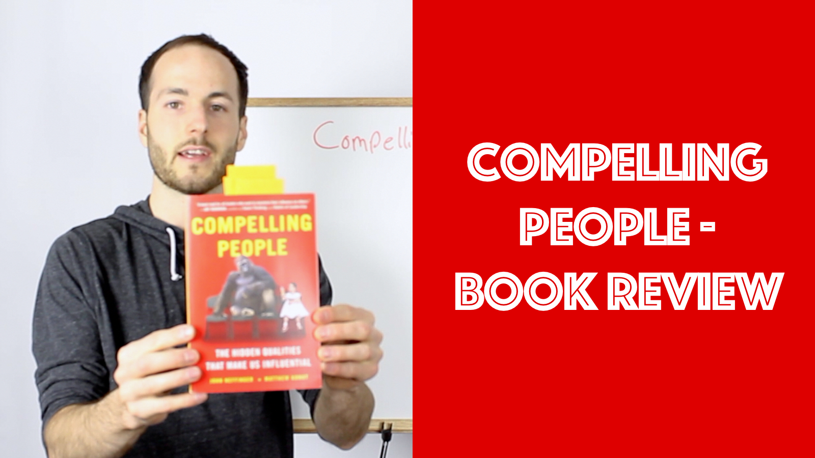 How To Attract People – Compelling People [Book Review]