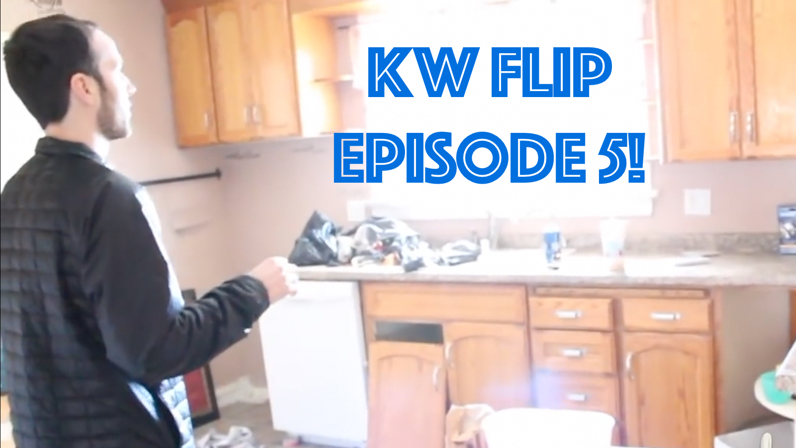 Kitchener-Waterloo Flip Episode 5 – BEFORE And AFTER!